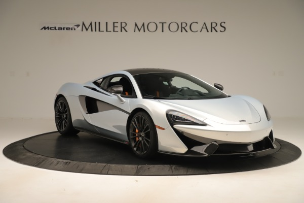 Used 2016 McLaren 570S Coupe for sale $151,900 at Maserati of Greenwich in Greenwich CT 06830 10