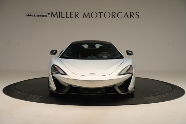 Used 2016 McLaren 570S Coupe for sale $151,900 at Maserati of Greenwich in Greenwich CT 06830 11