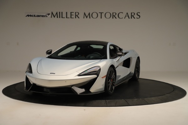 Used 2016 McLaren 570S Coupe for sale $151,900 at Maserati of Greenwich in Greenwich CT 06830 12