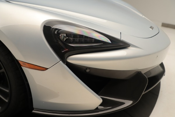 Used 2016 McLaren 570S Coupe for sale $151,900 at Maserati of Greenwich in Greenwich CT 06830 24