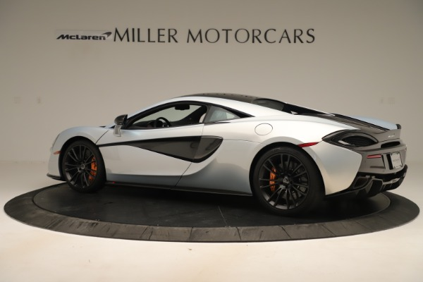 Used 2016 McLaren 570S Coupe for sale $151,900 at Maserati of Greenwich in Greenwich CT 06830 3