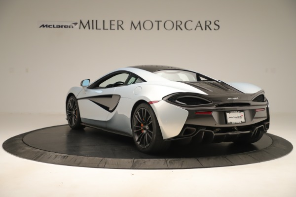 Used 2016 McLaren 570S Coupe for sale $151,900 at Maserati of Greenwich in Greenwich CT 06830 4