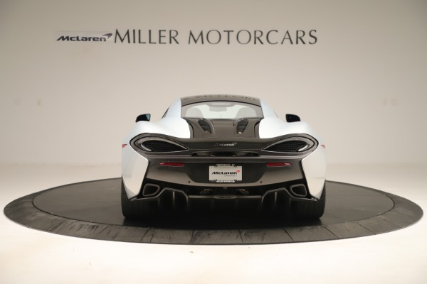 Used 2016 McLaren 570S Coupe for sale $151,900 at Maserati of Greenwich in Greenwich CT 06830 5