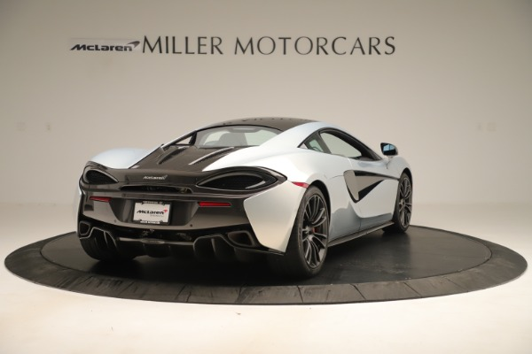 Used 2016 McLaren 570S Coupe for sale $151,900 at Maserati of Greenwich in Greenwich CT 06830 6