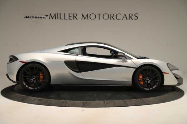 Used 2016 McLaren 570S Coupe for sale $151,900 at Maserati of Greenwich in Greenwich CT 06830 8