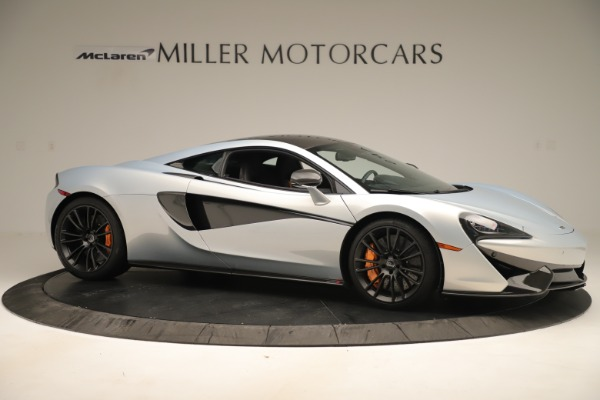 Used 2016 McLaren 570S Coupe for sale $151,900 at Maserati of Greenwich in Greenwich CT 06830 9
