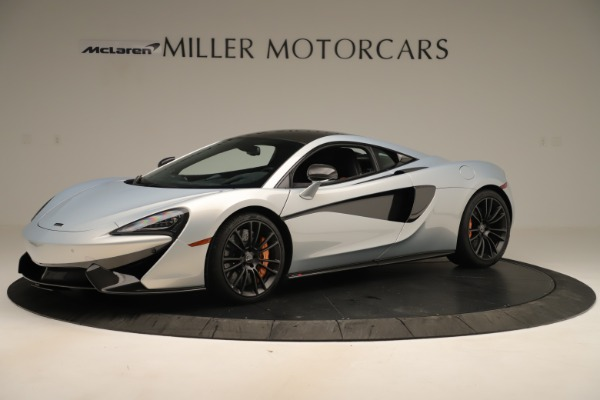 Used 2016 McLaren 570S Coupe for sale $151,900 at Maserati of Greenwich in Greenwich CT 06830 1