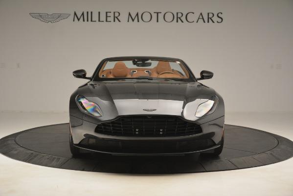 Used 2019 Aston Martin DB11 V8 Volante for sale Sold at Maserati of Greenwich in Greenwich CT 06830 11