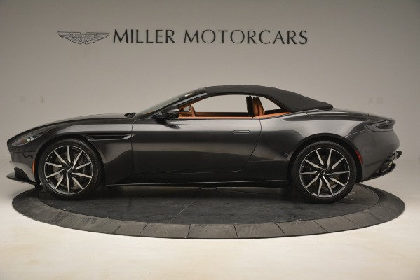 Used 2019 Aston Martin DB11 V8 Volante for sale Sold at Maserati of Greenwich in Greenwich CT 06830 14