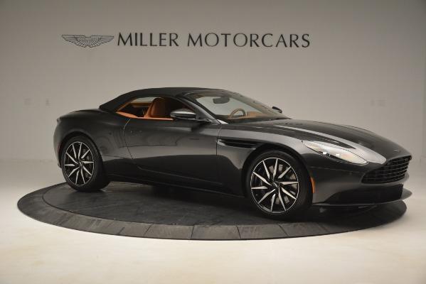 Used 2019 Aston Martin DB11 V8 Volante for sale Sold at Maserati of Greenwich in Greenwich CT 06830 16