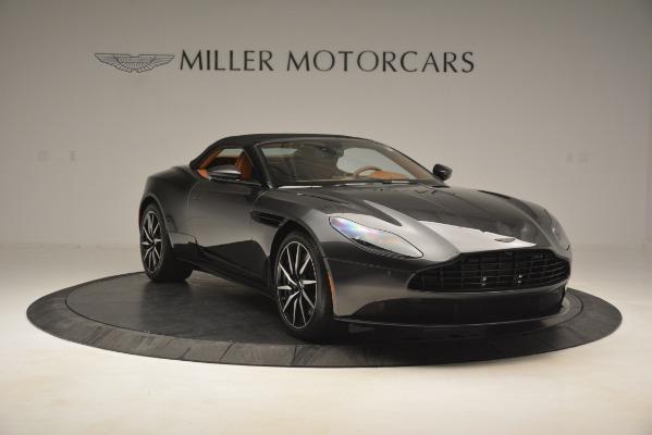 Used 2019 Aston Martin DB11 V8 Volante for sale Sold at Maserati of Greenwich in Greenwich CT 06830 17
