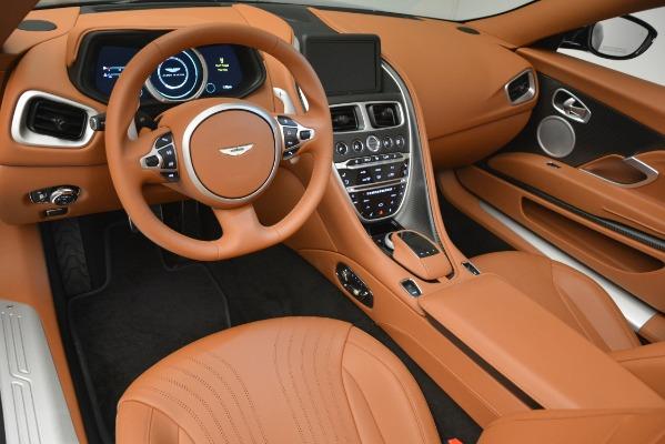 Used 2019 Aston Martin DB11 V8 Volante for sale Sold at Maserati of Greenwich in Greenwich CT 06830 18