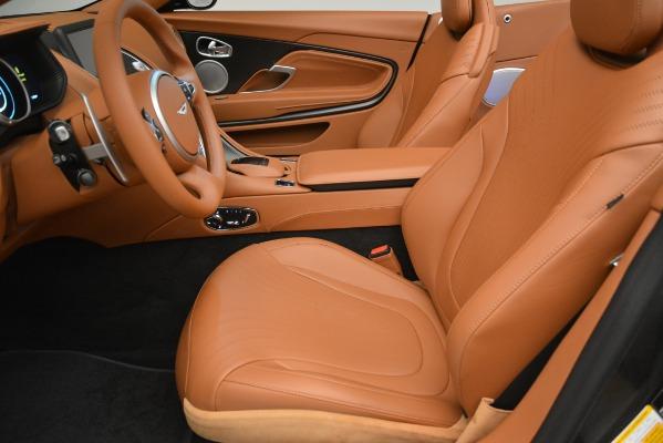 Used 2019 Aston Martin DB11 V8 Volante for sale Sold at Maserati of Greenwich in Greenwich CT 06830 19