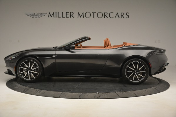 Used 2019 Aston Martin DB11 V8 Volante for sale Sold at Maserati of Greenwich in Greenwich CT 06830 2