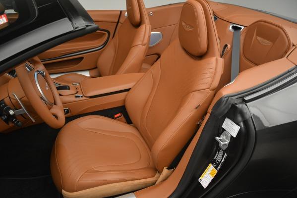 Used 2019 Aston Martin DB11 V8 Volante for sale Sold at Maserati of Greenwich in Greenwich CT 06830 20