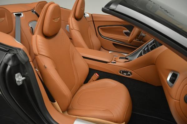 Used 2019 Aston Martin DB11 V8 Volante for sale Sold at Maserati of Greenwich in Greenwich CT 06830 21