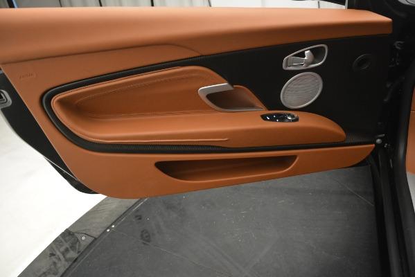 Used 2019 Aston Martin DB11 V8 Volante for sale Sold at Maserati of Greenwich in Greenwich CT 06830 22