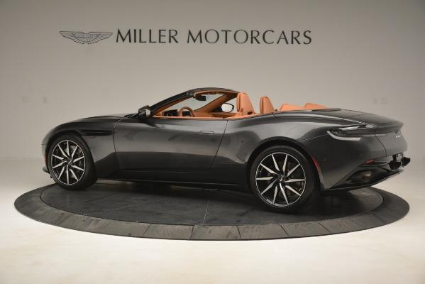 Used 2019 Aston Martin DB11 V8 Volante for sale Sold at Maserati of Greenwich in Greenwich CT 06830 3