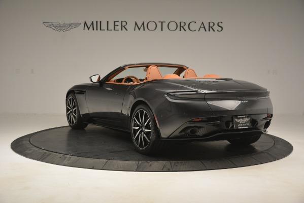 Used 2019 Aston Martin DB11 V8 Volante for sale Sold at Maserati of Greenwich in Greenwich CT 06830 4