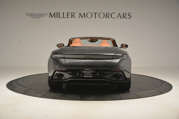 Used 2019 Aston Martin DB11 V8 Volante for sale Sold at Maserati of Greenwich in Greenwich CT 06830 5