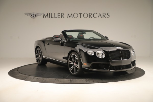 Used 2014 Bentley Continental GT V8 for sale Sold at Maserati of Greenwich in Greenwich CT 06830 11