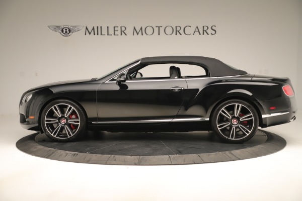 Used 2014 Bentley Continental GT V8 for sale Sold at Maserati of Greenwich in Greenwich CT 06830 14