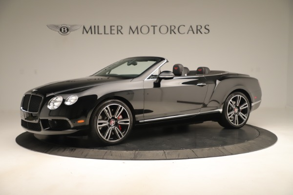 Used 2014 Bentley Continental GT V8 for sale Sold at Maserati of Greenwich in Greenwich CT 06830 2