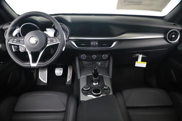 New 2019 Alfa Romeo Stelvio Ti Sport Q4 for sale Sold at Maserati of Greenwich in Greenwich CT 06830 16