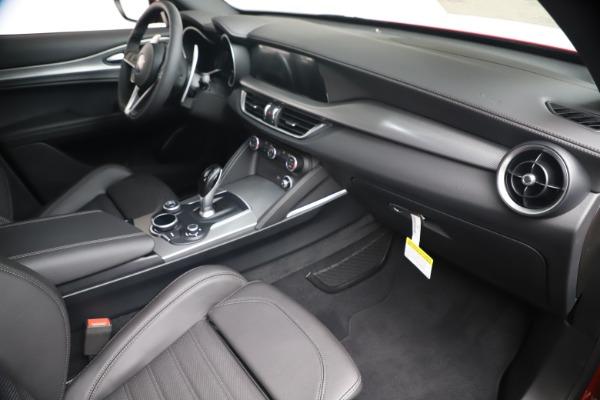 New 2019 Alfa Romeo Stelvio Ti Sport Q4 for sale Sold at Maserati of Greenwich in Greenwich CT 06830 22