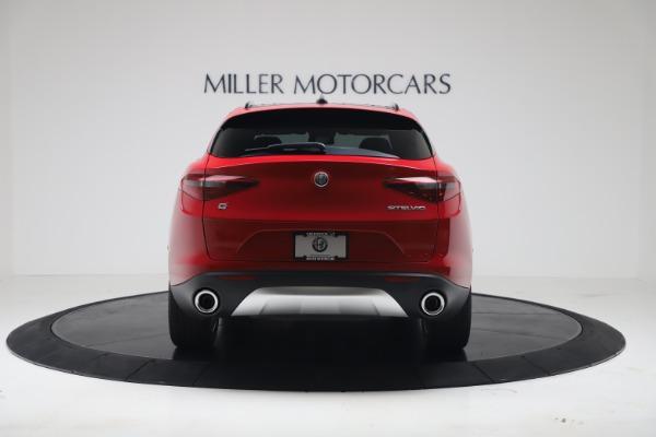 New 2019 Alfa Romeo Stelvio Ti Sport Q4 for sale Sold at Maserati of Greenwich in Greenwich CT 06830 6