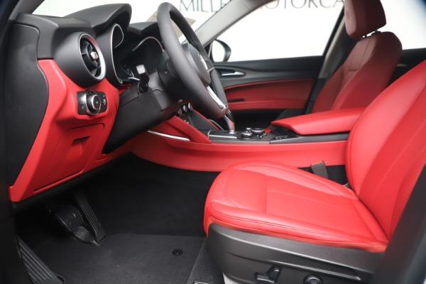 New 2019 Alfa Romeo Stelvio Ti Q4 for sale Sold at Maserati of Greenwich in Greenwich CT 06830 14