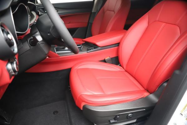 New 2019 Alfa Romeo Stelvio Ti Q4 for sale Sold at Maserati of Greenwich in Greenwich CT 06830 15