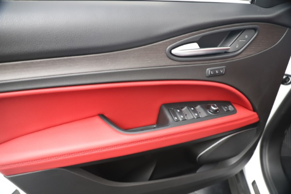 New 2019 Alfa Romeo Stelvio Ti Q4 for sale Sold at Maserati of Greenwich in Greenwich CT 06830 17