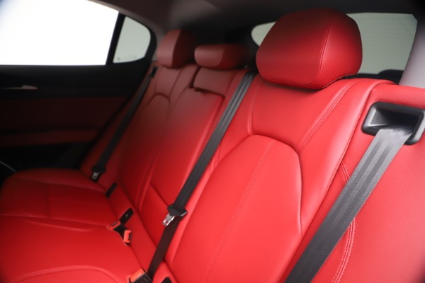 New 2019 Alfa Romeo Stelvio Ti Q4 for sale Sold at Maserati of Greenwich in Greenwich CT 06830 18