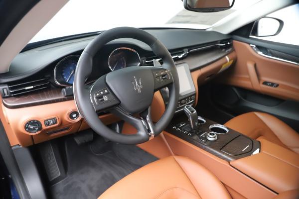 New 2019 Maserati Quattroporte S Q4 for sale Sold at Maserati of Greenwich in Greenwich CT 06830 15