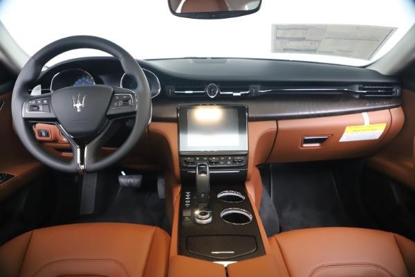New 2019 Maserati Quattroporte S Q4 for sale Sold at Maserati of Greenwich in Greenwich CT 06830 16