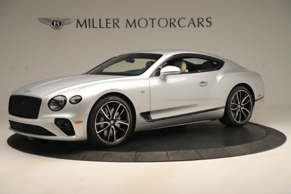Used 2020 Bentley Continental GT V8 First Edition for sale $269,635 at Maserati of Greenwich in Greenwich CT 06830 2