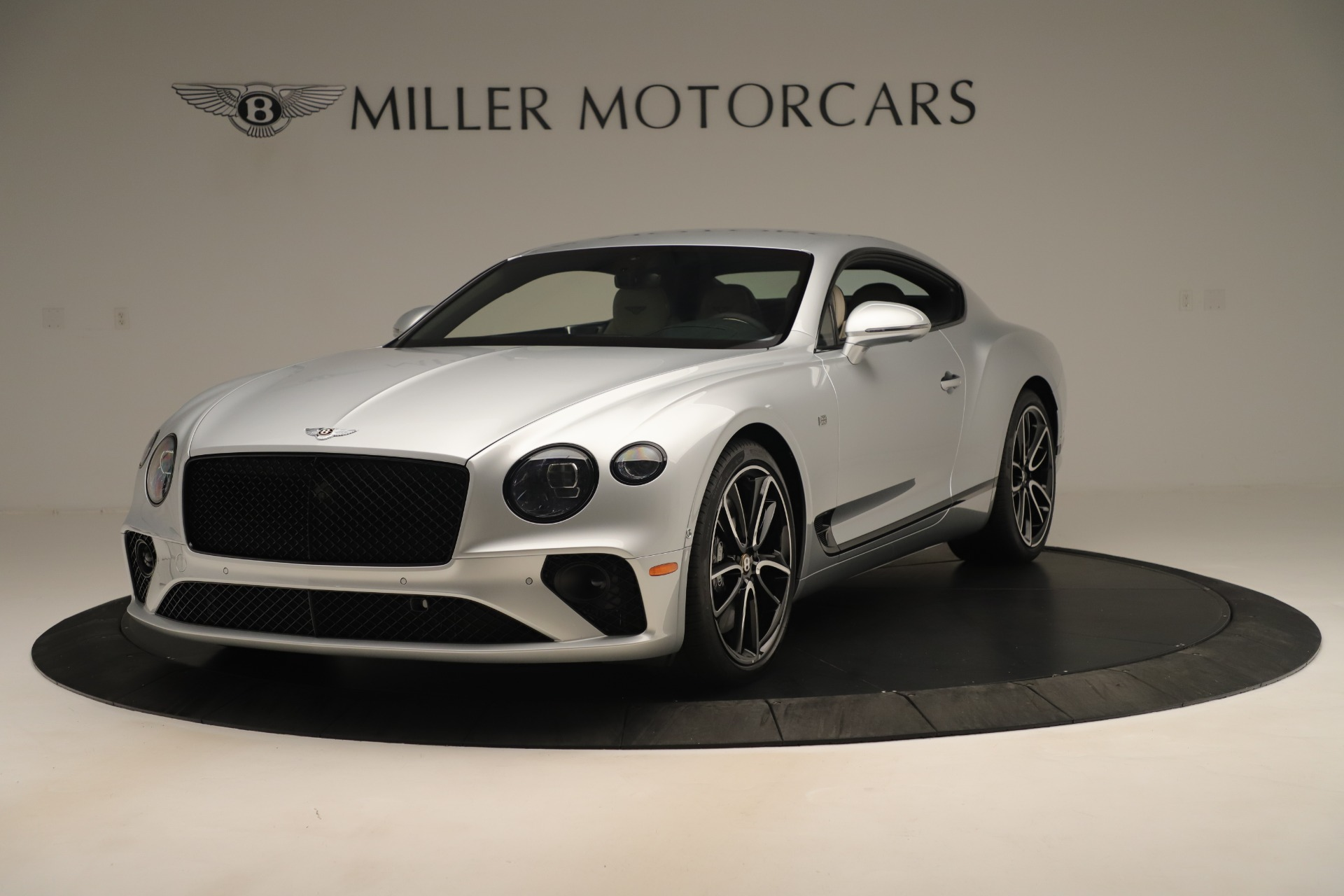Used 2020 Bentley Continental GT V8 First Edition for sale $269,635 at Maserati of Greenwich in Greenwich CT 06830 1