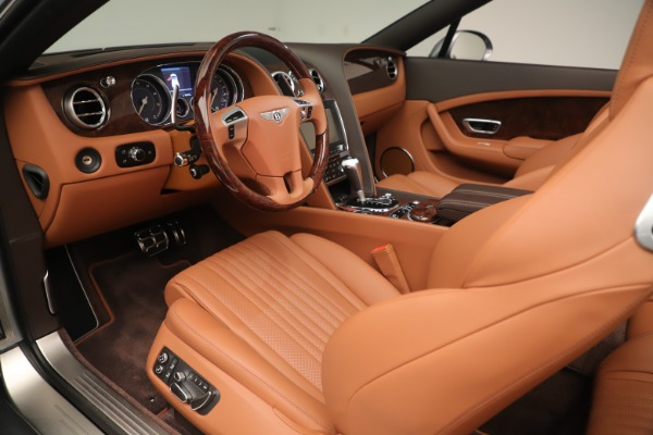 Used 2016 Bentley Continental GT V8 S for sale Sold at Maserati of Greenwich in Greenwich CT 06830 23