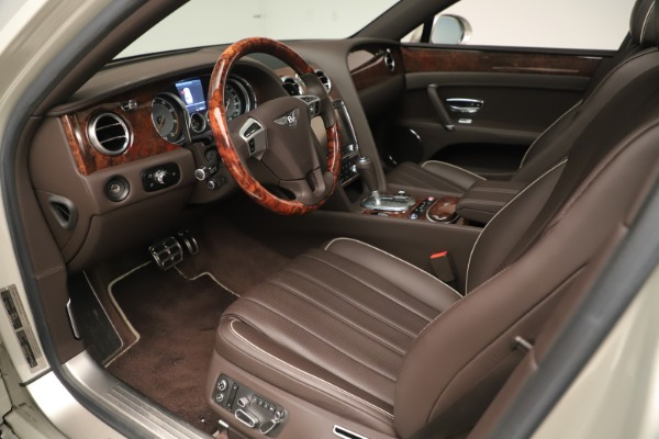 Used 2015 Bentley Flying Spur V8 for sale Sold at Maserati of Greenwich in Greenwich CT 06830 16