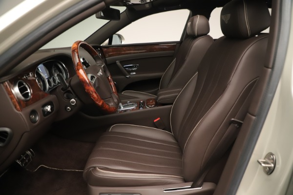 Used 2015 Bentley Flying Spur V8 for sale Sold at Maserati of Greenwich in Greenwich CT 06830 17