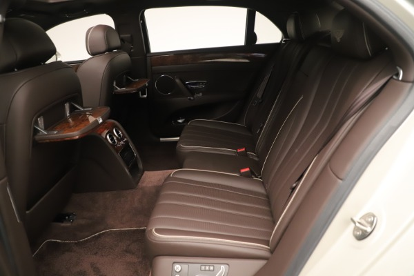 Used 2015 Bentley Flying Spur V8 for sale Sold at Maserati of Greenwich in Greenwich CT 06830 21