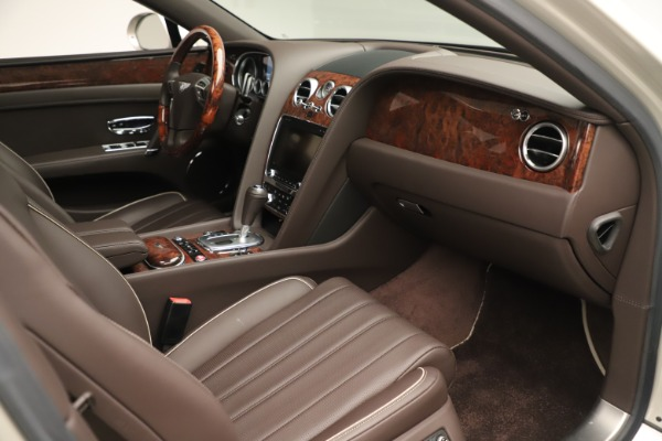 Used 2015 Bentley Flying Spur V8 for sale Sold at Maserati of Greenwich in Greenwich CT 06830 24