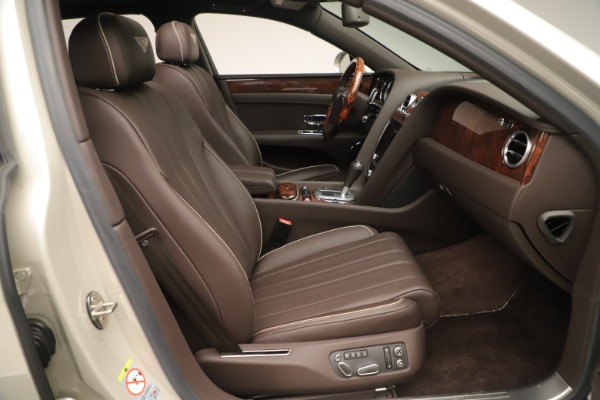 Used 2015 Bentley Flying Spur V8 for sale Sold at Maserati of Greenwich in Greenwich CT 06830 25
