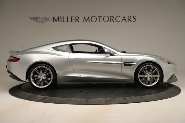Used 2014 Aston Martin Vanquish Coupe for sale $116,900 at Maserati of Greenwich in Greenwich CT 06830 8
