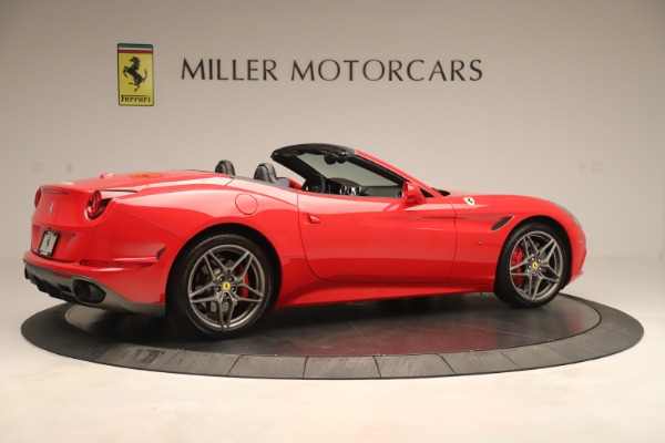 Used 2016 Ferrari California T for sale Sold at Maserati of Greenwich in Greenwich CT 06830 8
