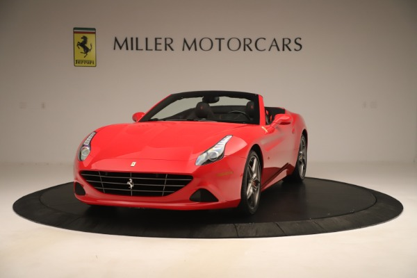 Used 2016 Ferrari California T for sale Sold at Maserati of Greenwich in Greenwich CT 06830 1