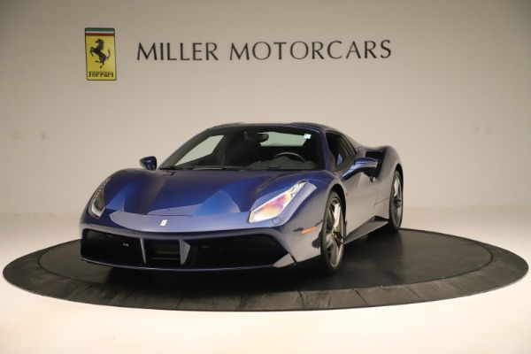 Used 2019 Ferrari 488 Spider for sale Sold at Maserati of Greenwich in Greenwich CT 06830 13