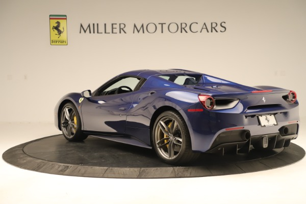 Used 2019 Ferrari 488 Spider for sale Sold at Maserati of Greenwich in Greenwich CT 06830 15