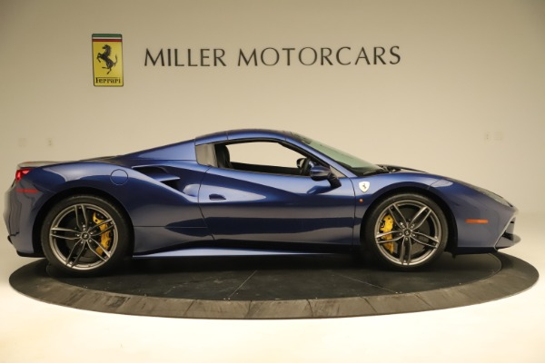 Used 2019 Ferrari 488 Spider for sale Sold at Maserati of Greenwich in Greenwich CT 06830 17